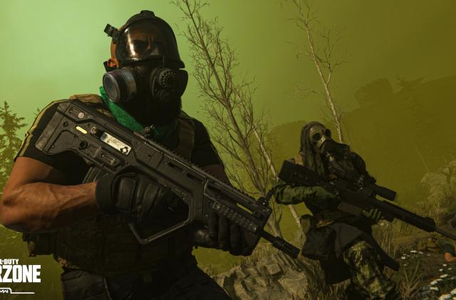 'Call of Duty: Warzone' bans 60,000 confirmed cheaters