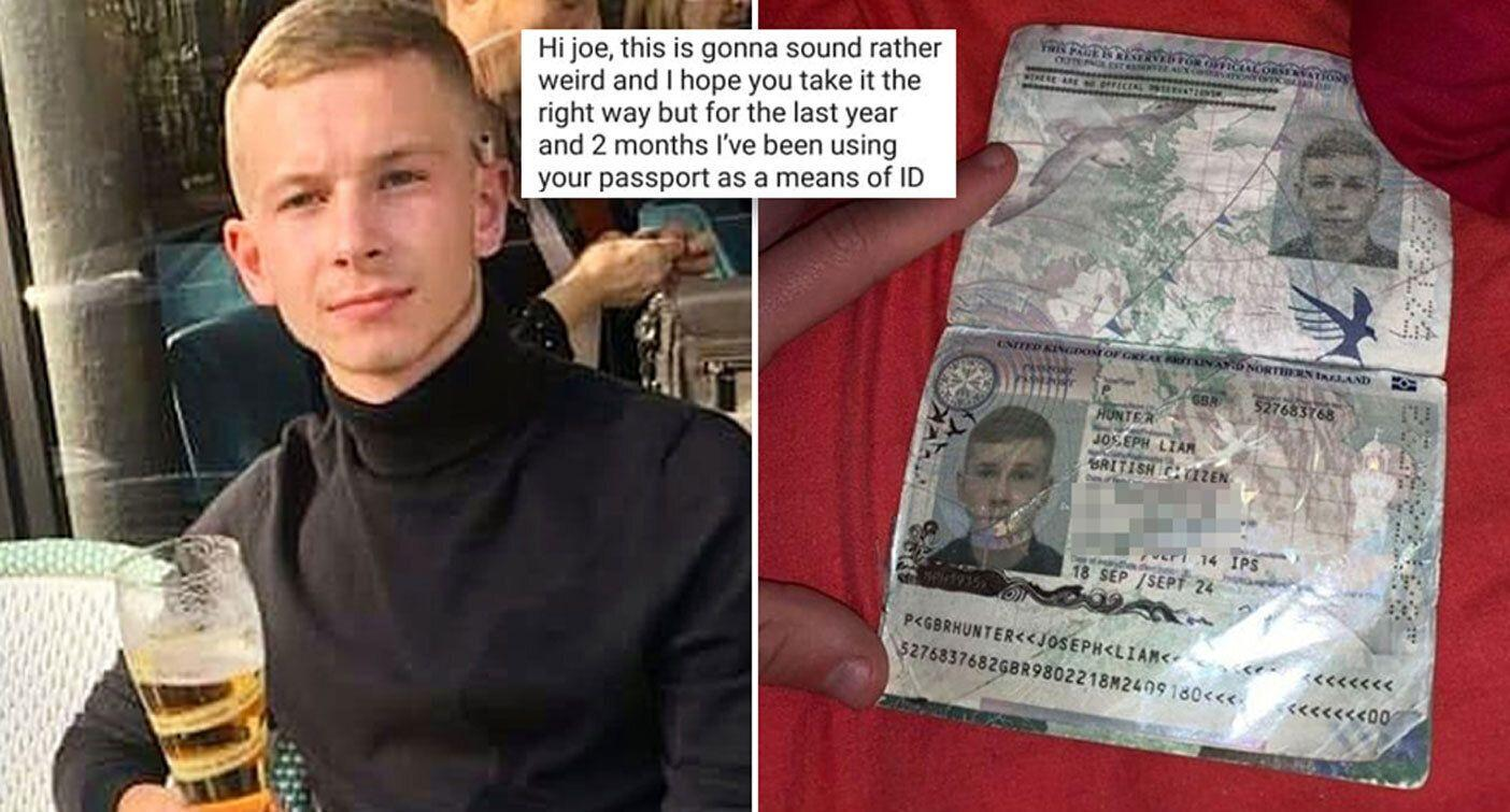 Teen's hilarious passport confession goes viral