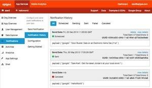 Apigee Adds Push Messaging Capabilities to Its Leading API