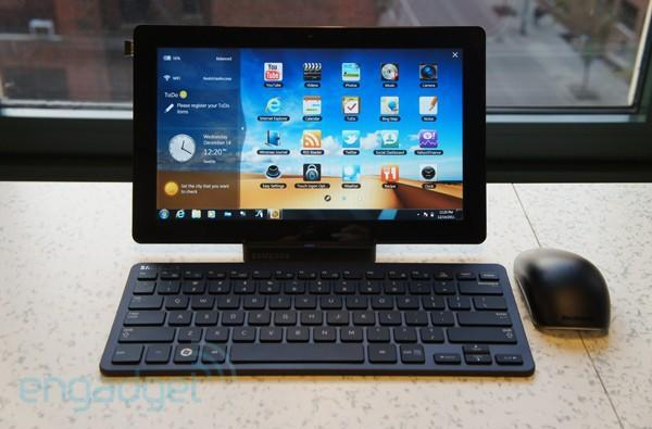 Samsung Series 7 Slate PC review
