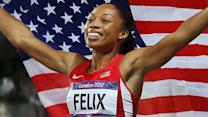 Why Allyson Felix finally got gold