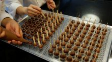 Swiss chocolate maker Barry Callebaut confident of rebound