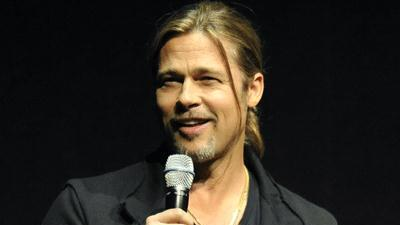 Brad Pitt Brings 'World War Z' to CinemaCon