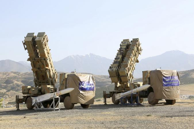 Iranian Defense Ministry via AP