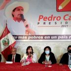 'People have awakened': Peru's Castillo closes in on election win