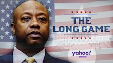 Sen. Tim Scott says an 'unjust system' leads to a 'society of chaos'