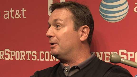 SCOOPHD: Stoops talks HBO