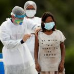In Brazil's Amazon, isolated indigenous people welcome COVID vaccine