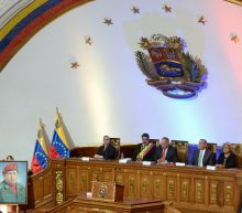 Maduro accuses opposition of staging arrest of parliament president