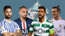 Transfer news LIVE: Man United's Bruno Fernandes latest, Arsenal eye James Rodriguez plus Liverpool, Chelsea and Spurs latest