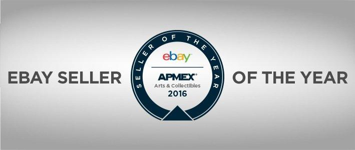 Apmex Inc Named Ebay Top Seller For Art And Collectibles