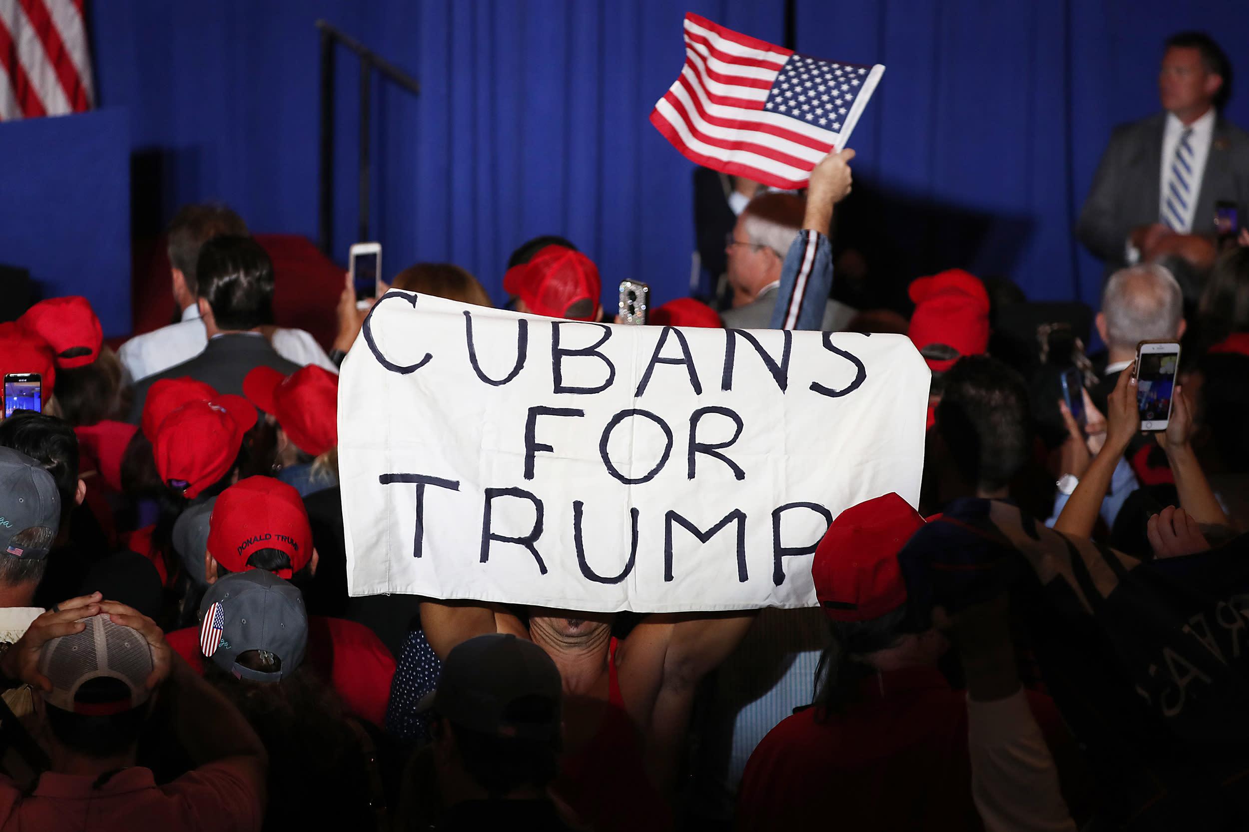 Familia feud? Latino Biden supporters in Miami push back on pro-Trump relatives
