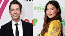 John Mulaney is reportedly dating Olivia Munn amid his divorce