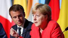 German vote could doom Merkel-Macron deal on Europe