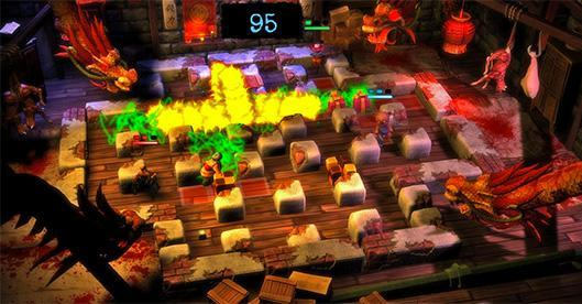PS4 strategy game Basement Crawl delayed until later in Q1 2014