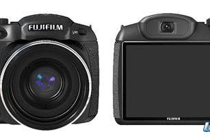 FujiFilm FinePix S2500HD, S1730, S1600, and JX530 leak out