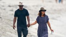 How Katie Holmes and Jamie Foxx kept their romance undercover