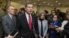 Senate Republicans eye quick Trump acquittal after witness vote