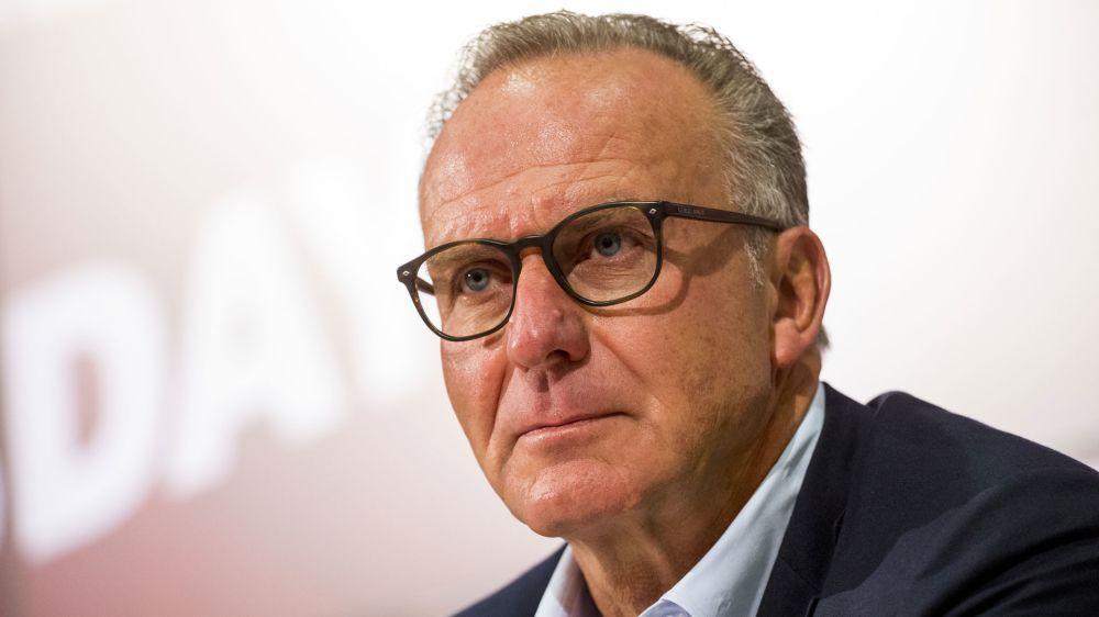 """Bayern-Boss Rummenigge lobt Joshua Kimmich: """"Ist weiter als Philipp Lahm"""""""