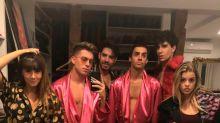 ¿Qué ha pasado en la última fiesta de los concursantes de 'OT' en casa de Los Javis?