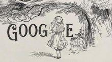 Sir John Tenniel: Google Doodle pays tribute to Alice in Wonderland illustrator