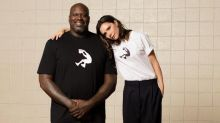 Victoria Beckham isn't the only celeb who looks silly standing next to Shaq