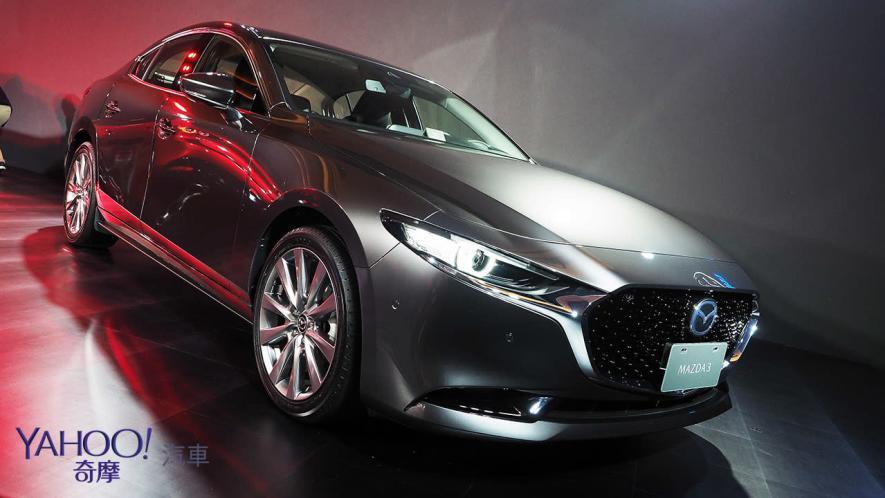 用Mazda 3歡慶每秒駕馭的感動!2019大改款4代目春酒餐敘快閃現身! - 3