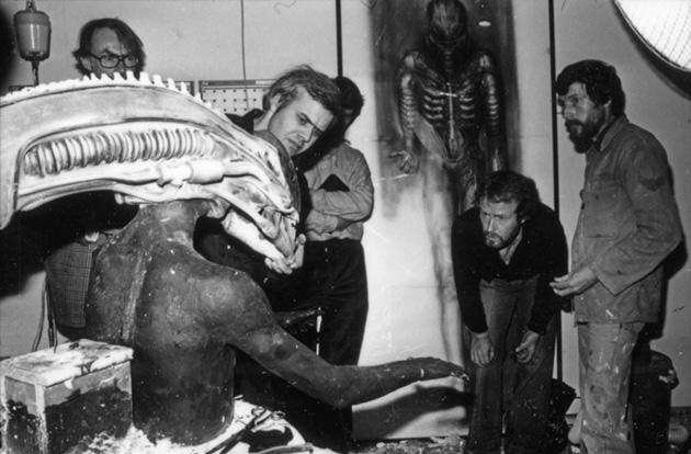 'Alien' designer HR Giger dead at 74