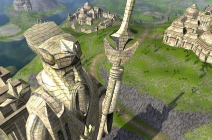 Come discover High King's Crossing in Middle-earth