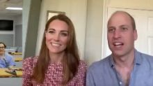 Will And Kate Send Thanks To B.C. Hospital Workers In Video Call