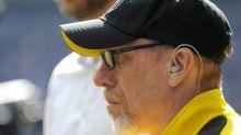 Foot - AUT - Austria - Peter Stöger entraîneur et directeur sportif de l'Austria Vienne