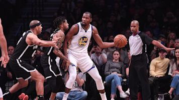 Kevin Durant to receive tour of Brooklyn from D'Angelo Russell, so let the rumors swirl