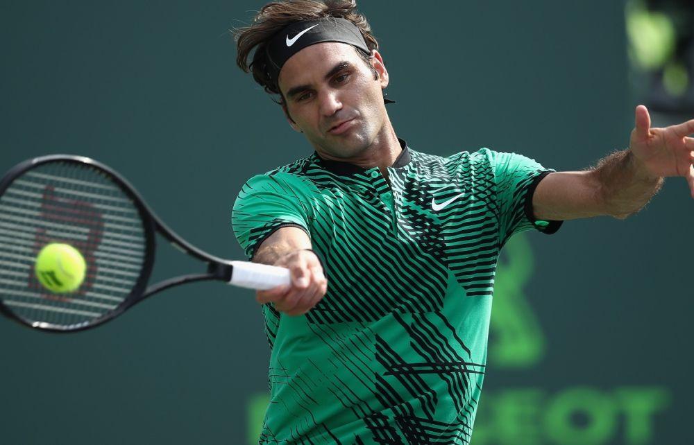 Miami: Federer revient de très loin face à Berdych