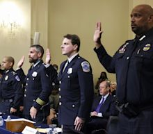 Officers in Jan. 6 hearing pull no political punches