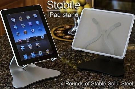 Trick or Treat with TUAW: Thought Out Stabile iPad stand