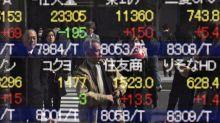 La Bolsa de Tokio cierra con una subida del 0,10 % hasta los 21.302,65 puntos