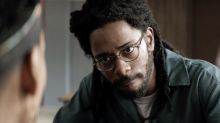 Keith Stanfield struggles with wrongful incarceration in exclusive 'Crown Heights' clip