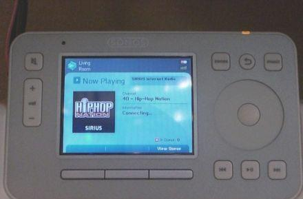 Hands on with the Sportster 5, SCV1 tuner, and Sonos with Sirius