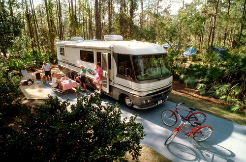 10 RV Vacations You Need to Take Right Now Witty Names Golf Cart Camper Html on