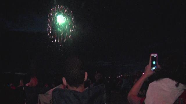 4th of July Fireworks, The Flats & Edgewater Park