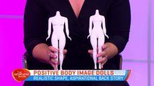 Body positivity dolls