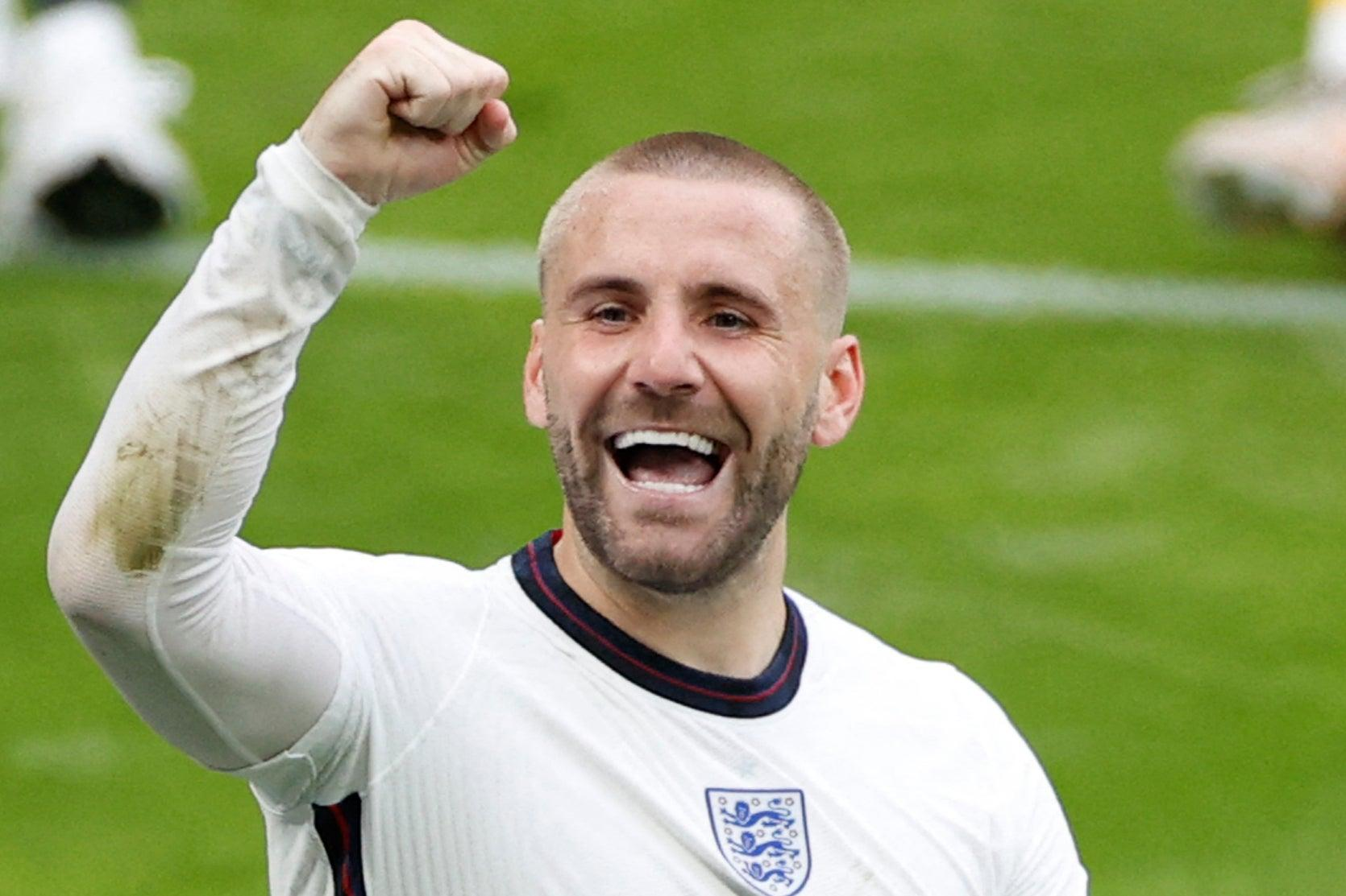 England star Luke Shaw's hidden talent is English ...