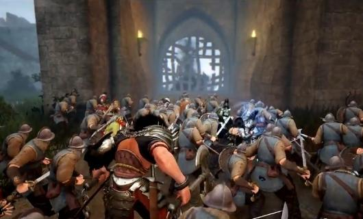 Black Desert's sieges are purposeful chaos
