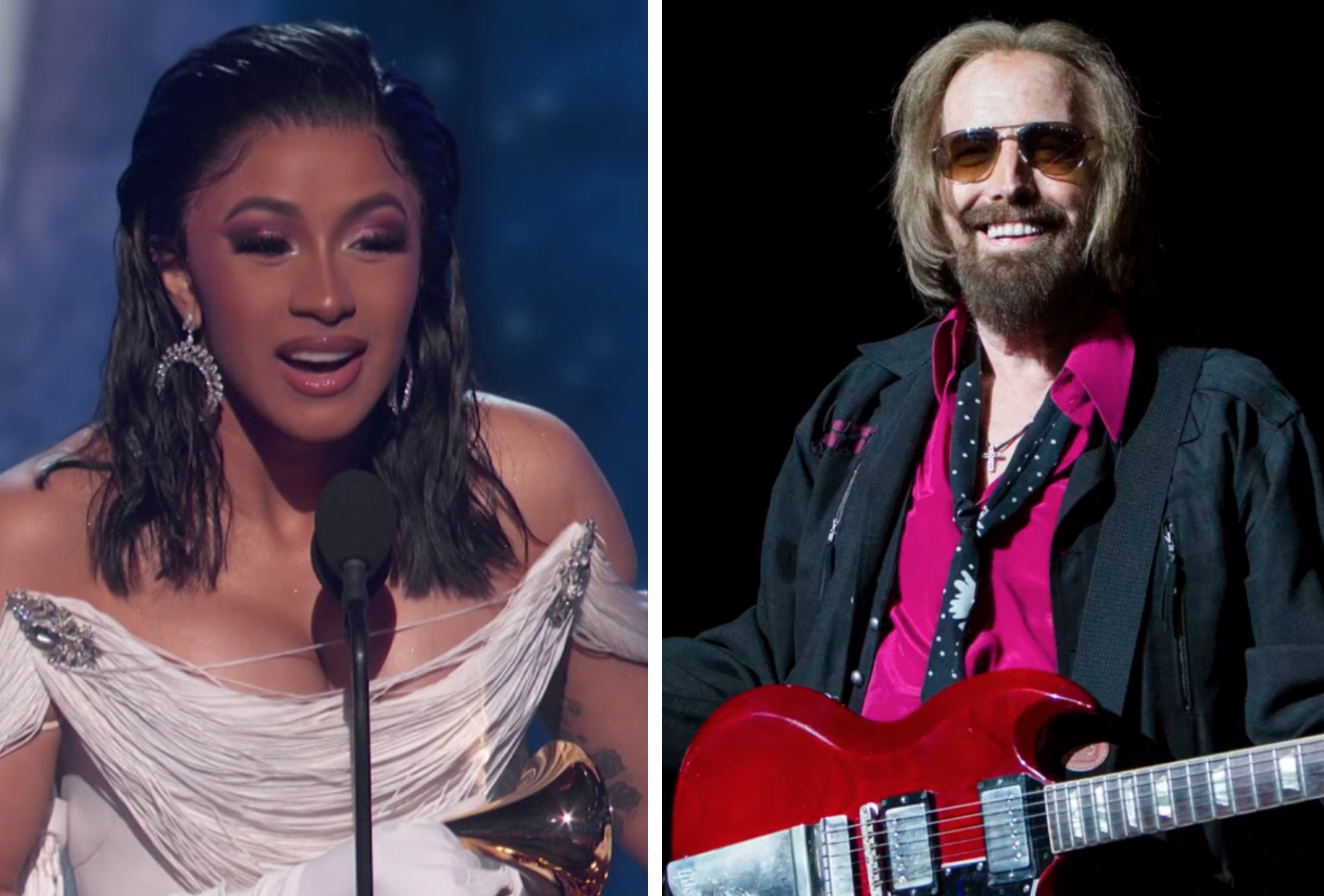 Cardi B Died: Cardi B Thanks Tom Petty, Who Died In 2017, For