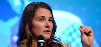 Melinda Gates outraged by sexism in tech