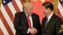 Trump tells Xi US trade deficit with China 'not sustainable': W.House