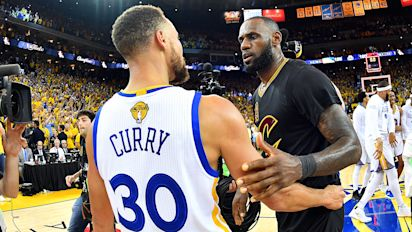LeBron, Chris Paul call out Trump, back Curry