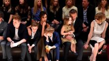 "Victoria Beckham Reveals All Her Kids Are ""Amazing,"" Harper's a Tomboy & Brooklyn's a Busboy"