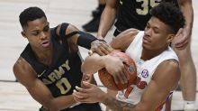 Mann scores 19, Florida opens season by topping Army 76-69