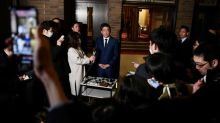 Tokyo 2020 organisers want 'Super Mario' Abe to remain involved